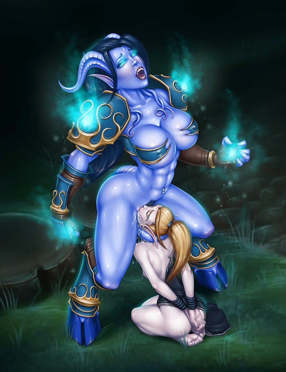 world of warcraft animated porn