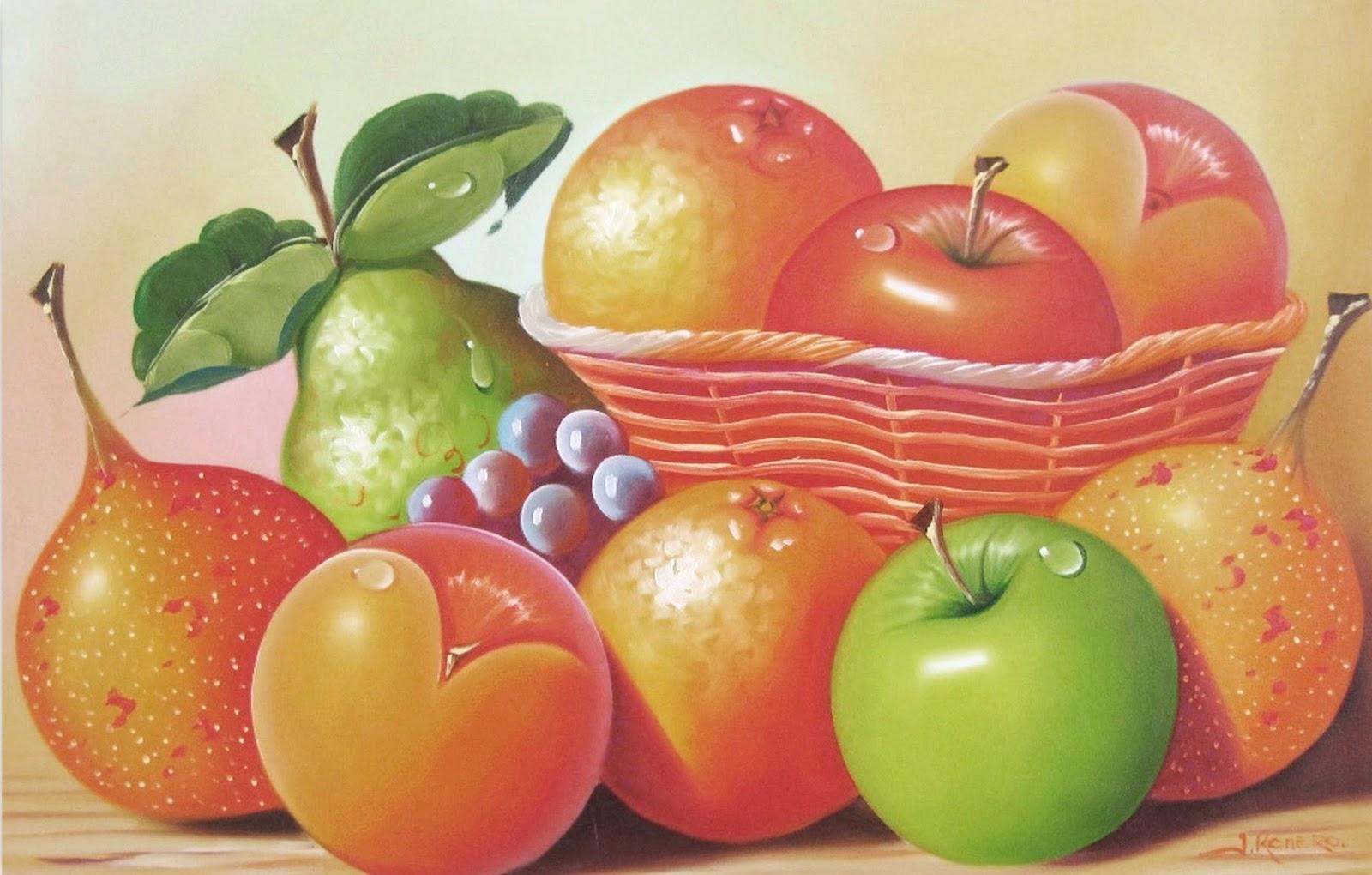 Pintura moderna y fotograf a art stica cuadros de - Fotos de bodegones de frutas ...