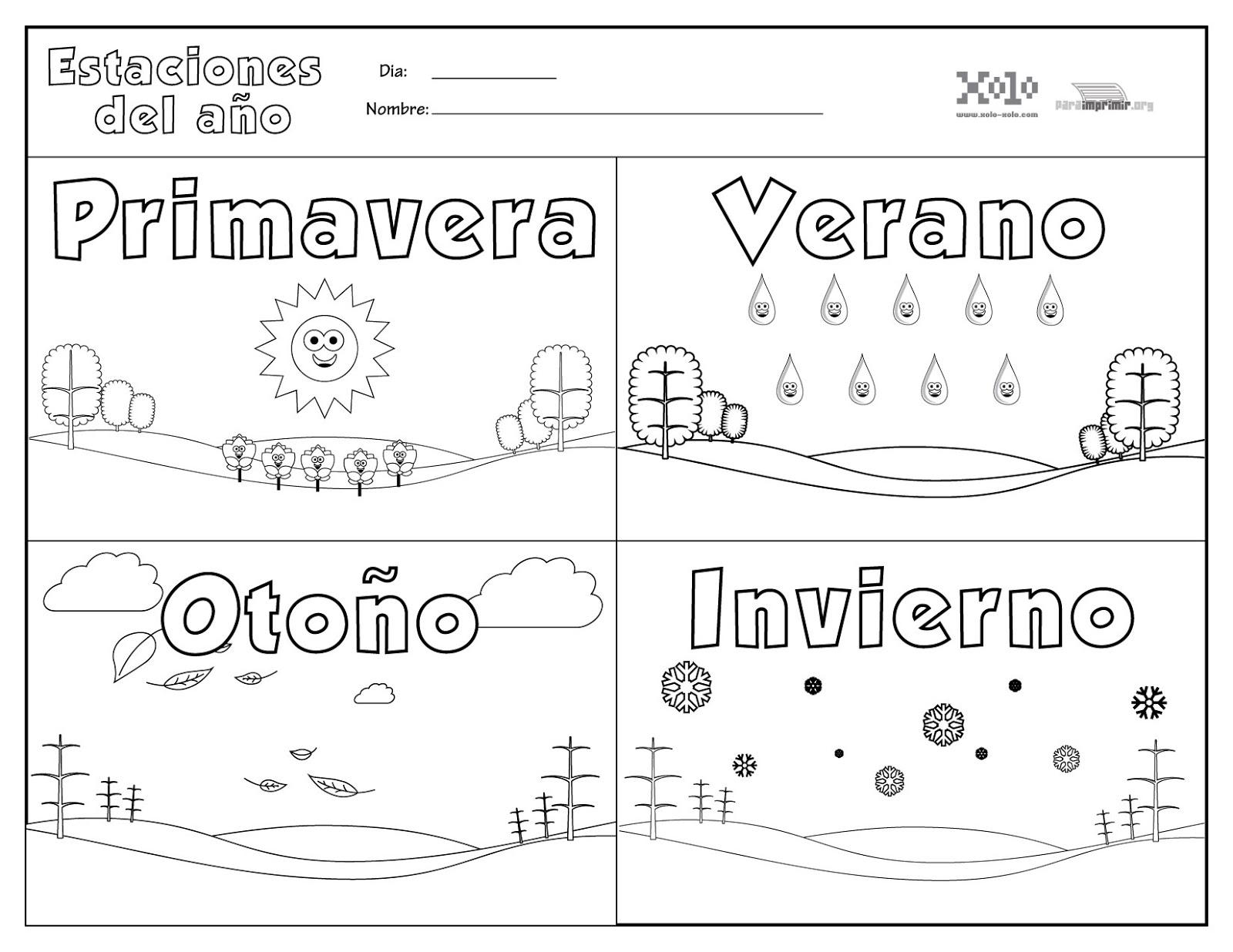 Recursos TIC para niños de educación infantil: Dibujos de las ...