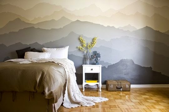 Walking Dream: MOUNTAIN WALL