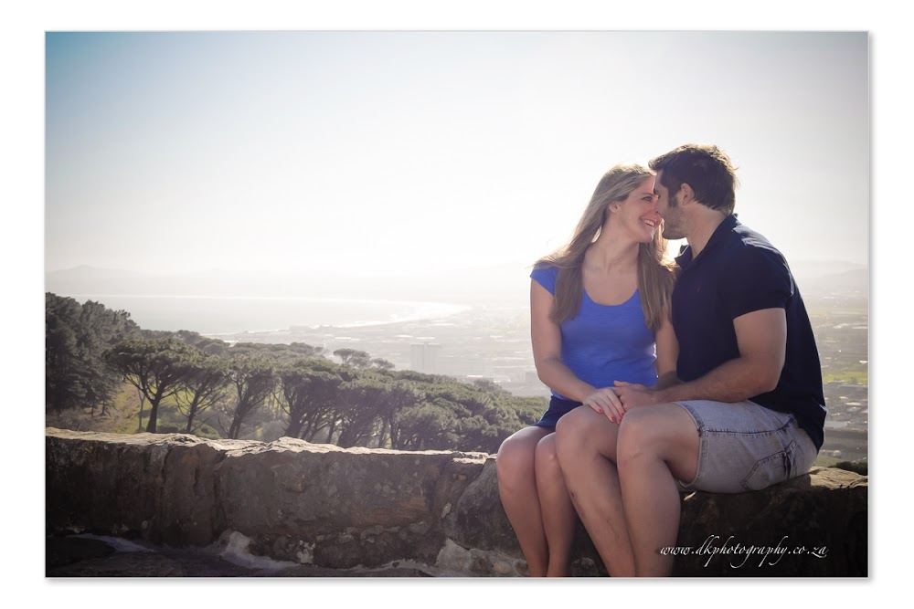DK Photography Final+Slideshow-261 Ray & Don's Engagement Shoot in Muizenberg Beach & Rhodes Memorial  Cape Town Wedding photographer