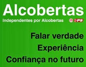 Visite a Página Oficial da Lista do PS por Alcobertas - Facebook