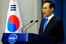 Presiden Korea Selatan, Encik Lee Myung-Bak