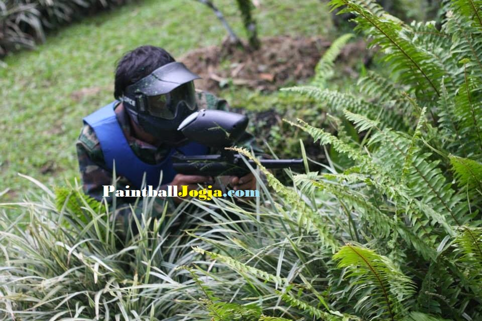 paintball bandungan, paintball jogja