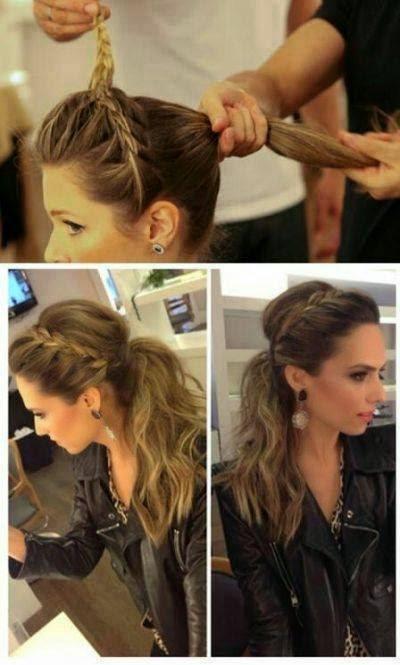 Women Hair Style Tutorials #42..