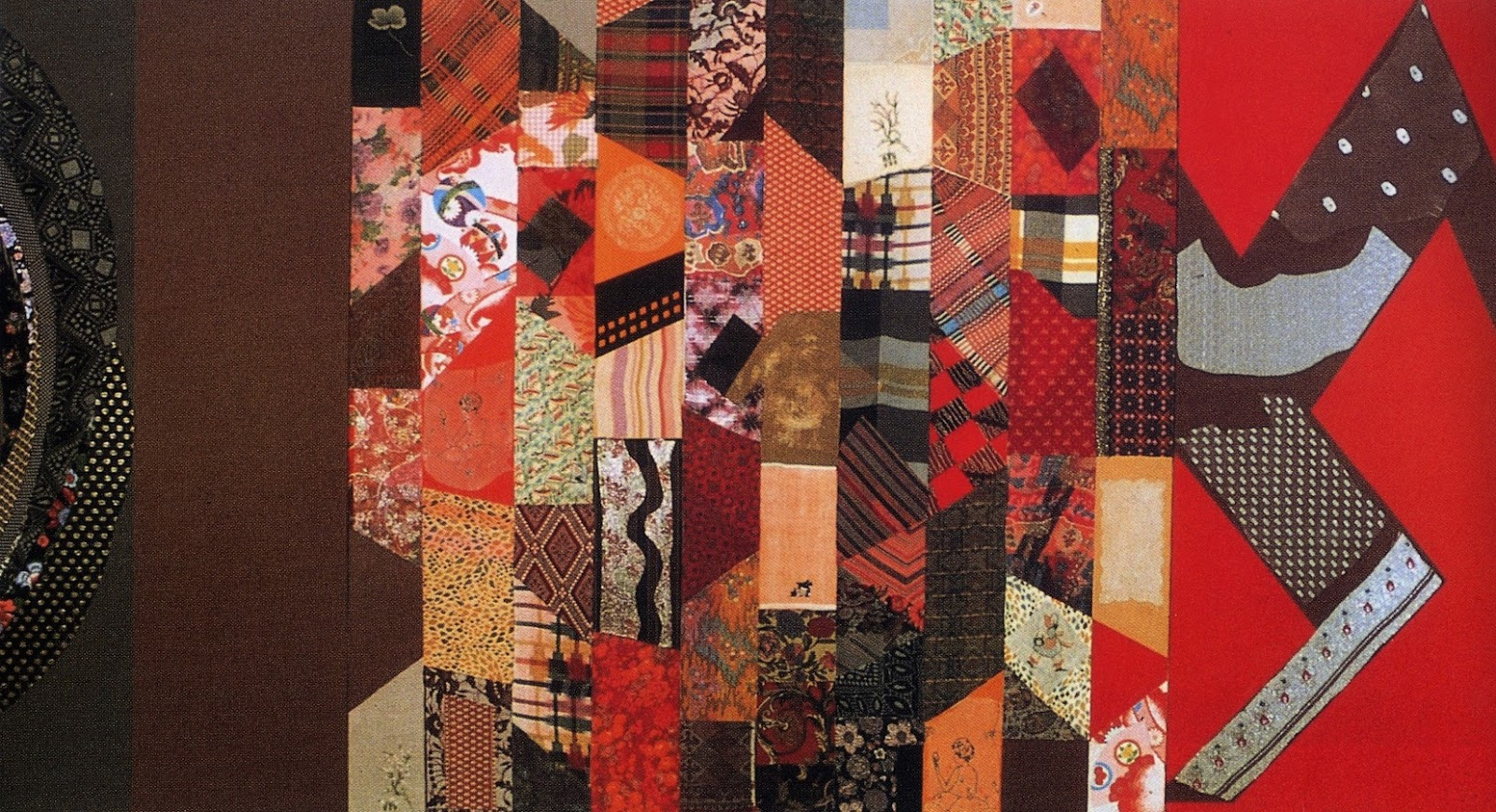 Inspired by Women Artists Part 3: Miriam Schapiro