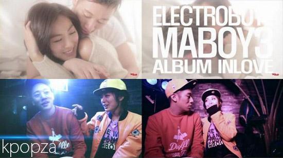 """มิวสิควีดีโอ """"Ma Boy 3"""" จาก ElectroBoyz ปล่อยออกมาแล้ว"""