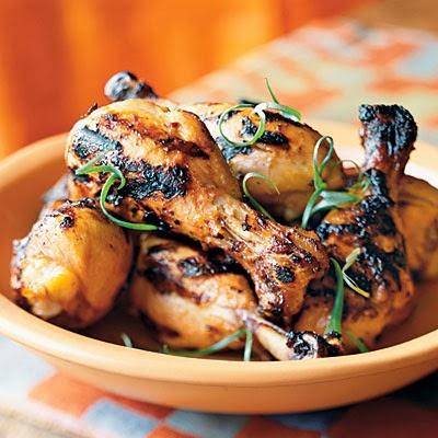 Thai-style Chicken Legs Recipes — Dishmaps