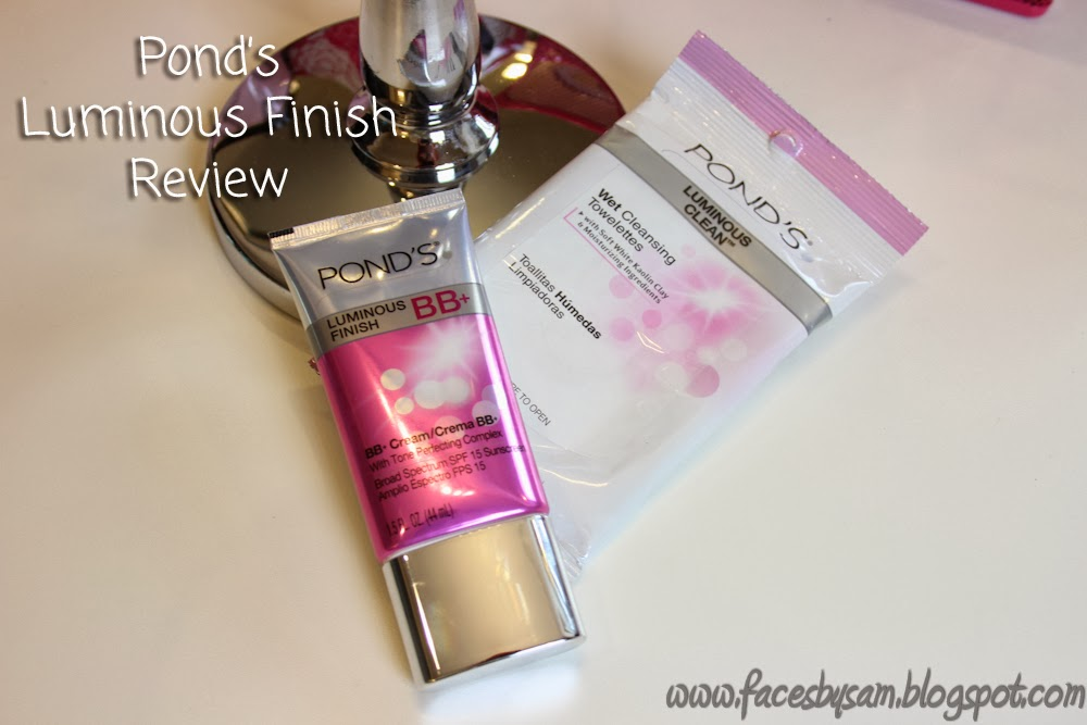 Ponds Luminous Finish BB Cream