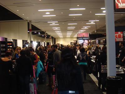 IMATS Toronto 2012 Haul and Experience