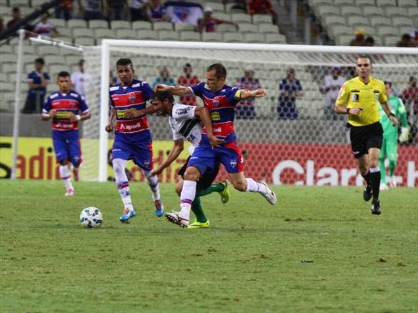 COPA DO BRASIL  Fortaleza vence Coritiba da559322a92ff