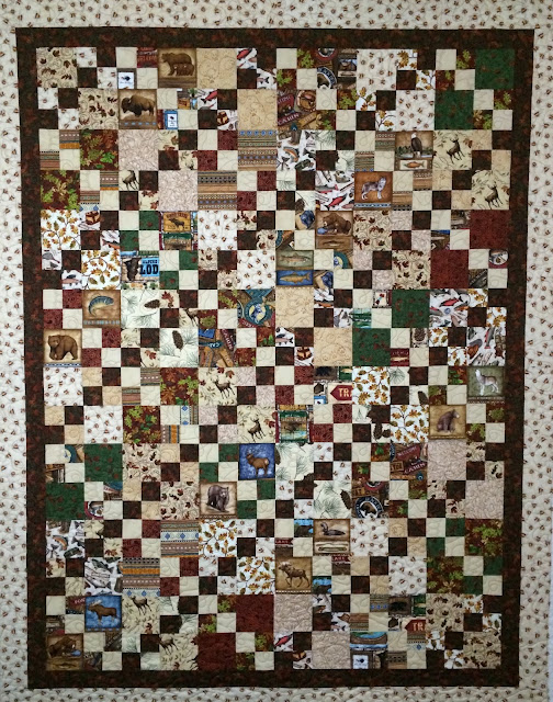 Country Cabin Quilt
