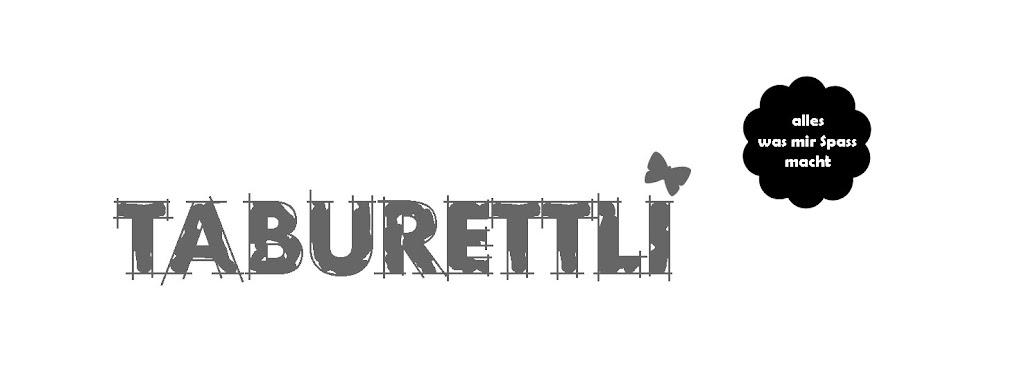 Taburettli