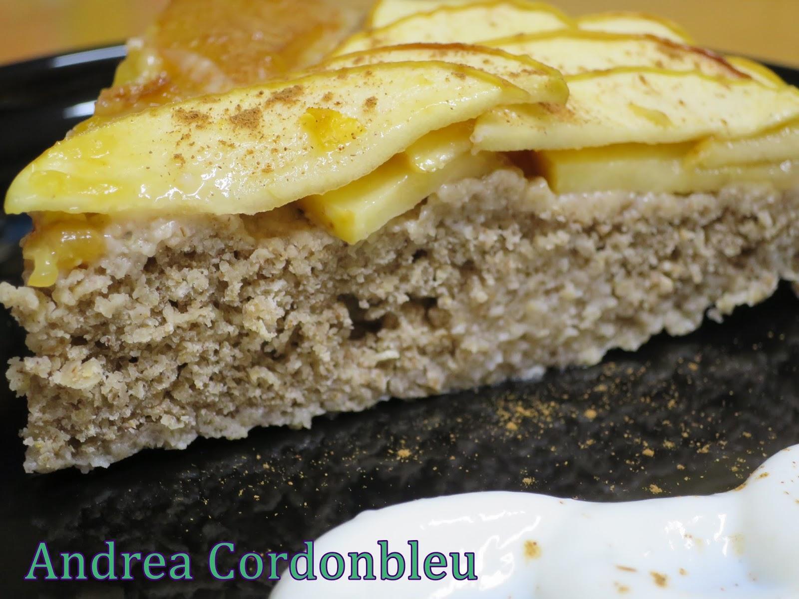 Cordonbleu pastel de melocot n y manzana fitness la cocina fit de vikika - La cocina fit de vikika ...