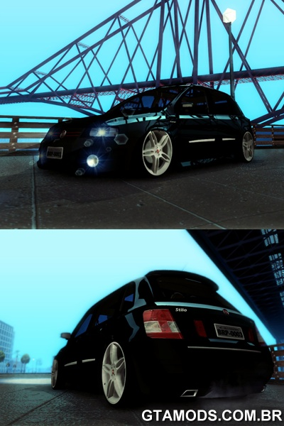 Fiat Stilo Dualogic Edit