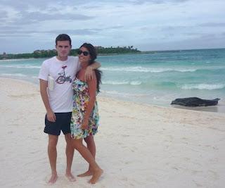 Juan Mata Girlfriend