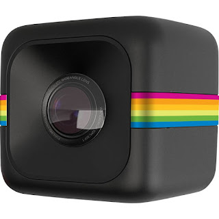 Polaroid Cube Action Camera - Hitam