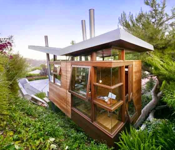 Environmentally Friendly Houses