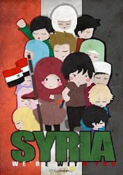 Syria I with you!!