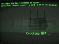guida a reaver per scoprire la password di rete wifi