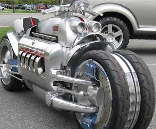 Berbagai Merk Motor Tercepat di Dunia