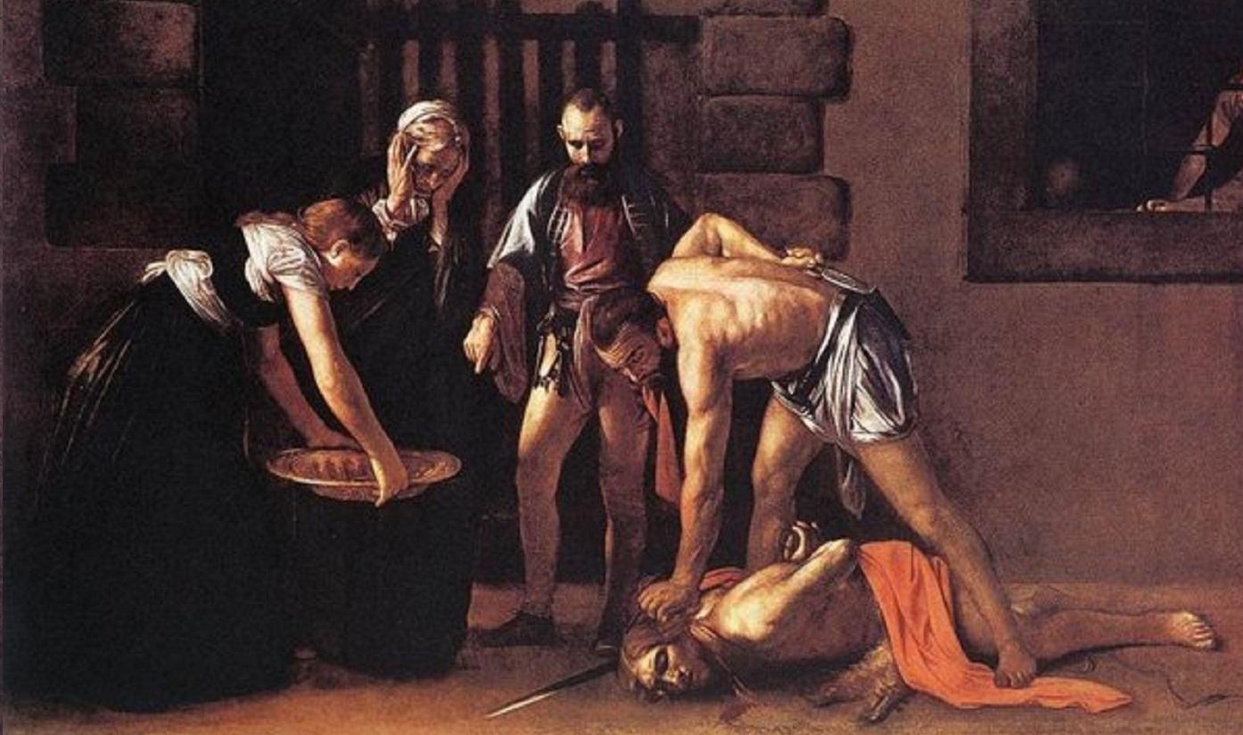 Resultado de imagen para sentido de la fiesta del martirio de juan bautista