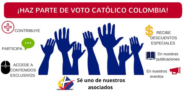 Únete a Voto Católico Colombia