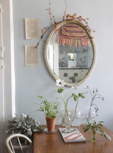 El jardin de los muffins blog de decoraci n vintage y for Decoracion con espejos antiguos
