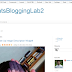 Add Ribbon Above the Header in Blogger