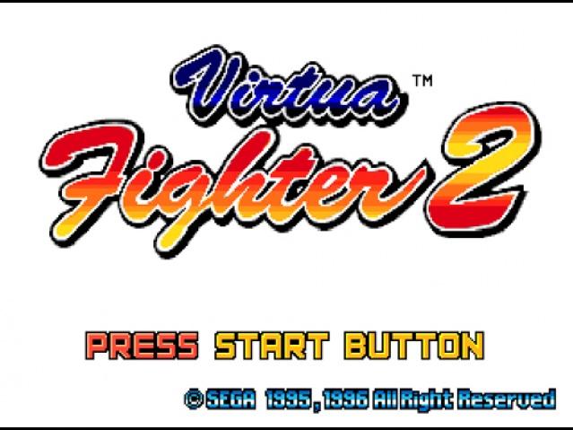 Virtua Fighter 2 Review - GameSpot