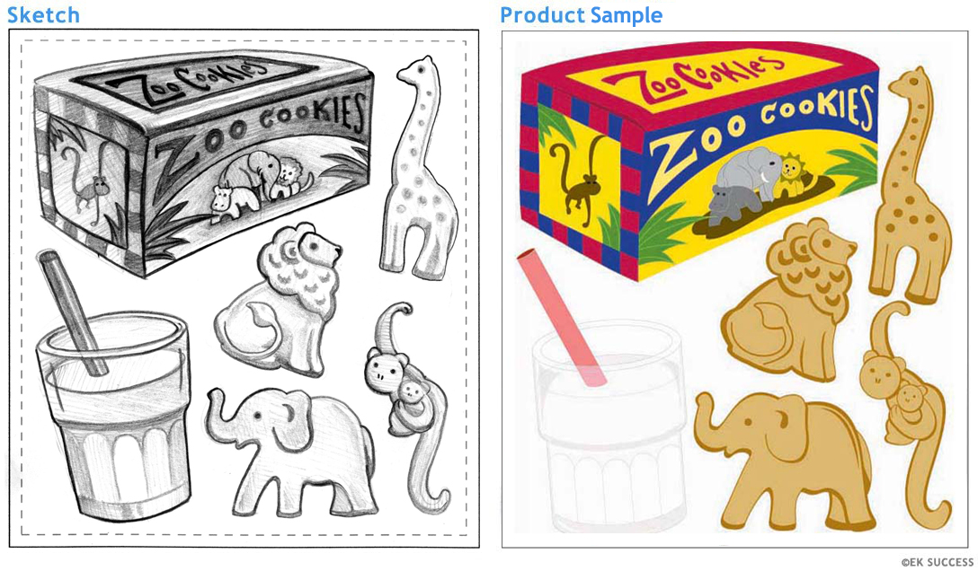 animal cracker colouring pages