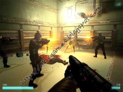 Free Download Games - Alpha Prime