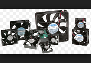CPU Cooling Fan ke Parkar