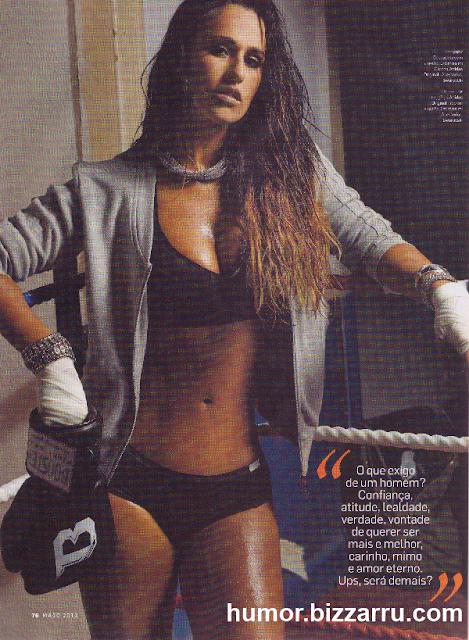 Rita Pereira na Men's Health - Fotos