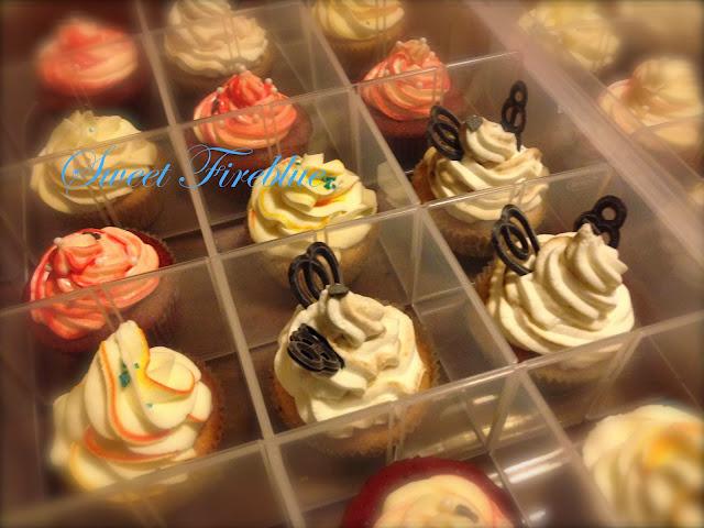 ★tris di cup cakes★