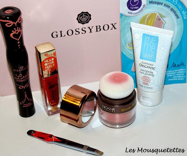 Glossybox Novembre 2014 - Les Mousquetettes©