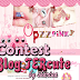 Contest Blog TERcute by Sharina