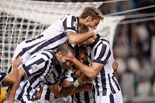 Cesena 2 - 2 Juventus