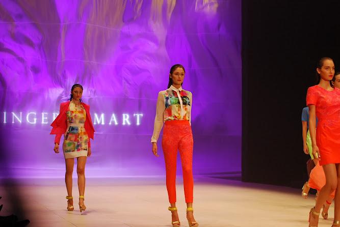 Ginger and Smart MBFF Sydney Mercedes Fashion Festival 2012 Runway