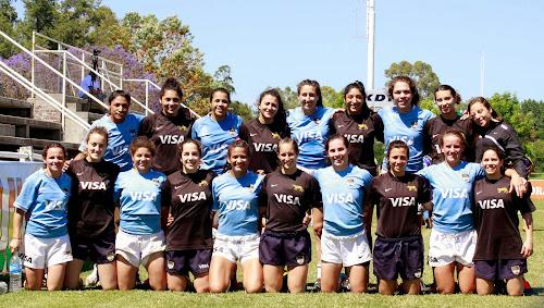 El Seleccionado Femenino listo para el torneo