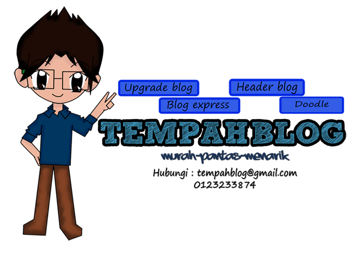 Tempah Blog
