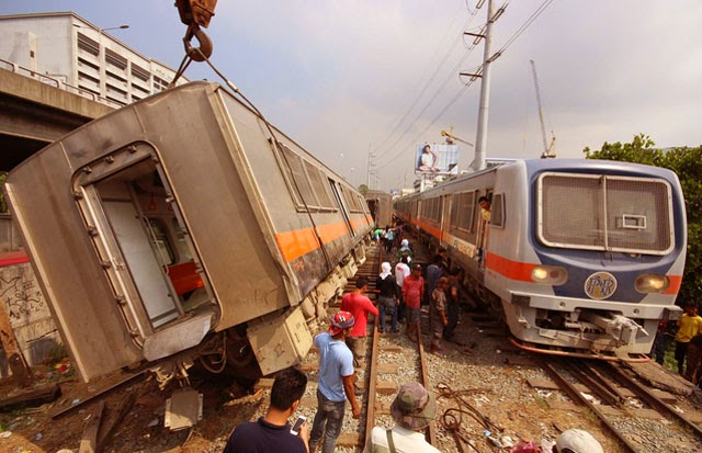 Operations of Philippine National Railways (PNR) will not Continue Effective on May 5, 2015