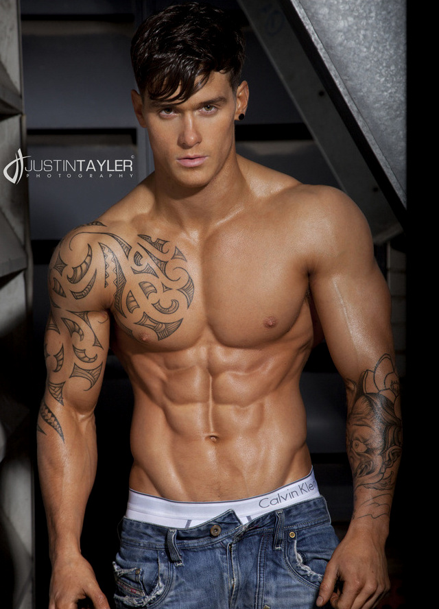 Owen Harrison • Male Model