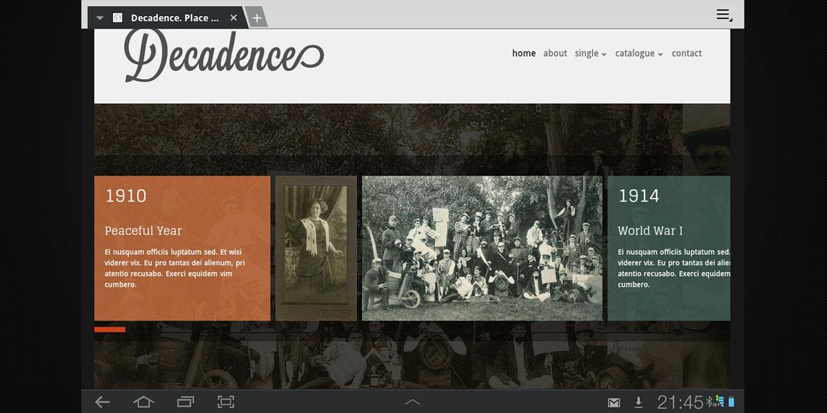 Decadence-Minimal-HTML5-Light-Mobile-Version-Template