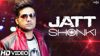 JATT SHONKI MP3 Song download