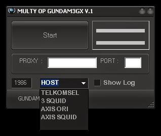 Inject MULTY OP GUNDAM3GX V.1 11 Agustus 2014