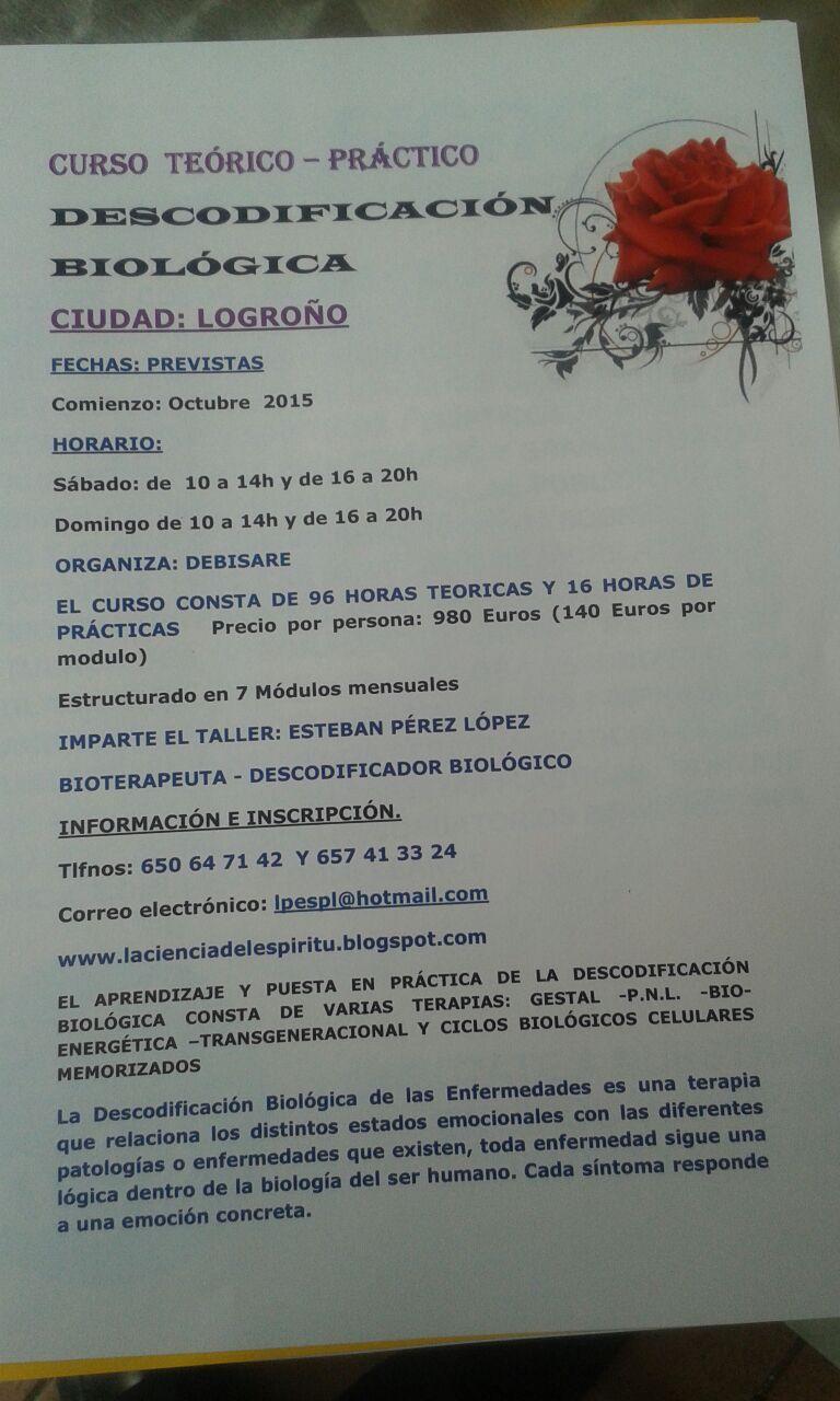 SEMINARIO DESCODIFICACIÓN