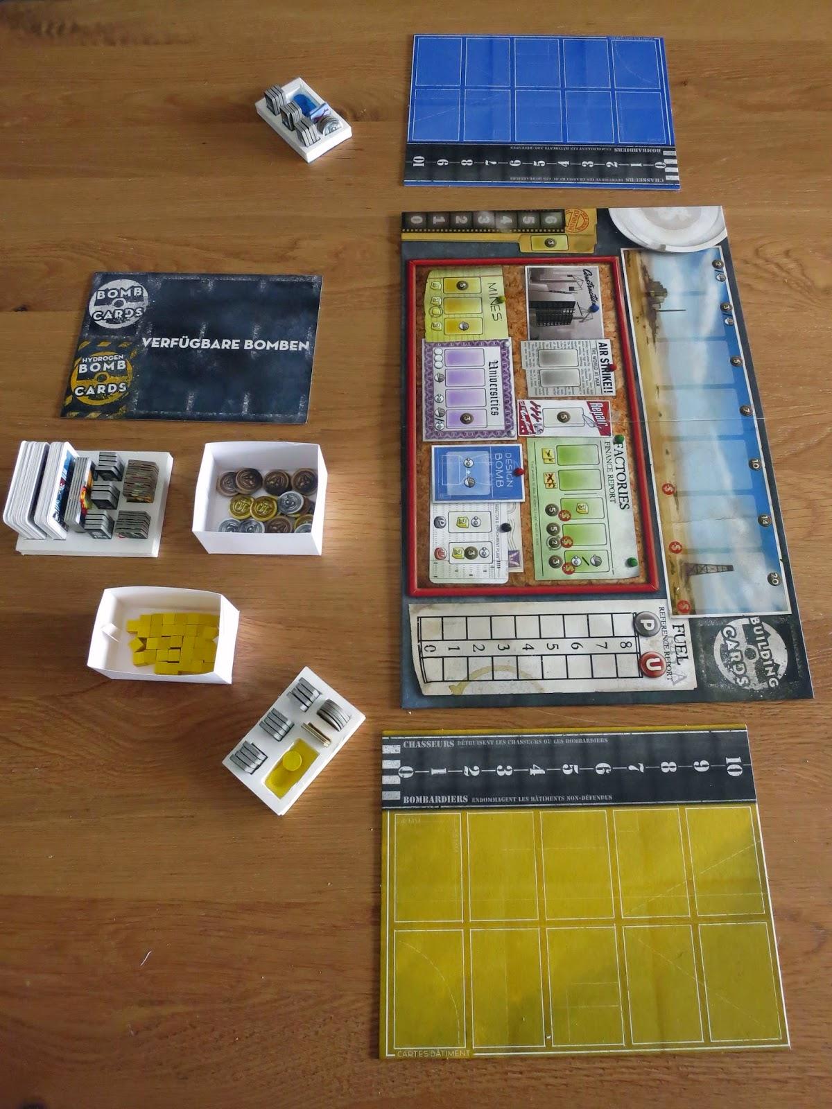L'atelier de Kalua: opération 5S* dans mes jeux : manhattan project