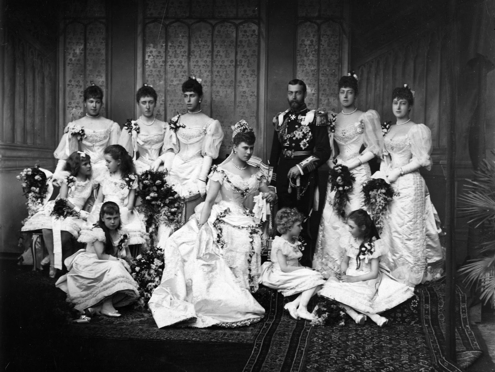 Princess Victoria Mary of Teck Queen Consort Mary of the