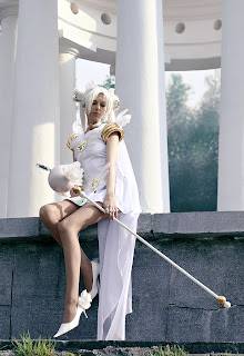 sailor cosmos cosplay  COSPLAY: Sailor Moon.